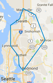 serving Woodinville, Clearview, Bothell, Kirkland, Mukilteo, Lynnwood, Mill Creek, Everett, Marysville, Lake Stevens, Monroe, and Snohomish